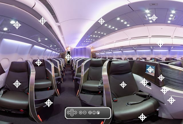 Virgin Atlantic's new £100 million Upper Class Cabin