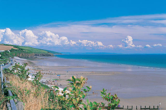 Ten of the best beaches in Wales