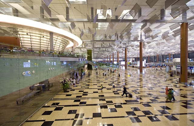 Ten of the best: Airports
