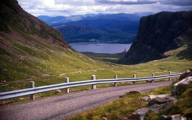 Scottish Scenic Routes