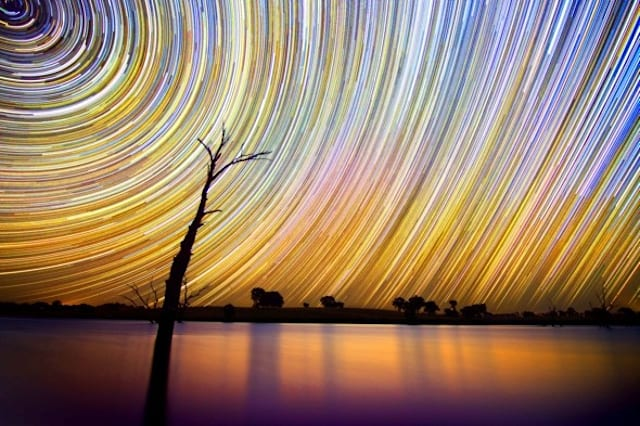 Amazing time-lapse photos: Stunning Australian skies