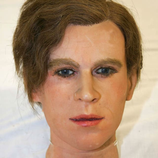 Guess the waxwork
