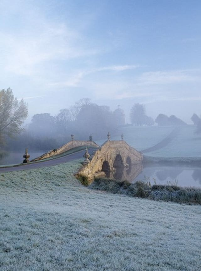 Britain's wonderful winter wonderlands