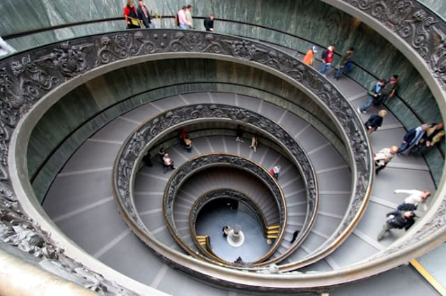 World's most amazing staircases
