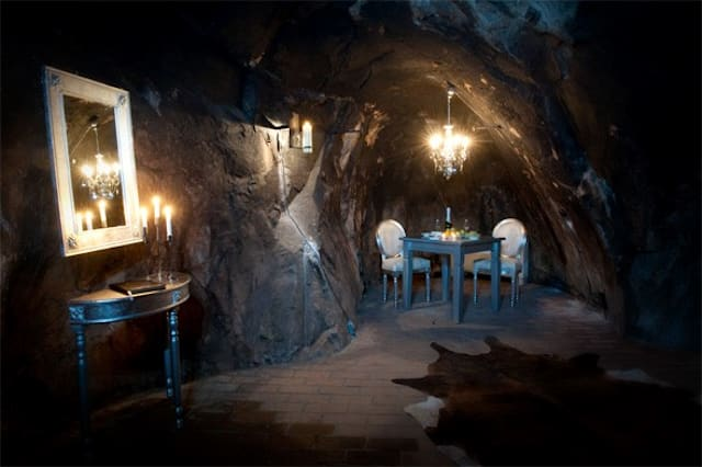 Hobbit-inspired places to stay