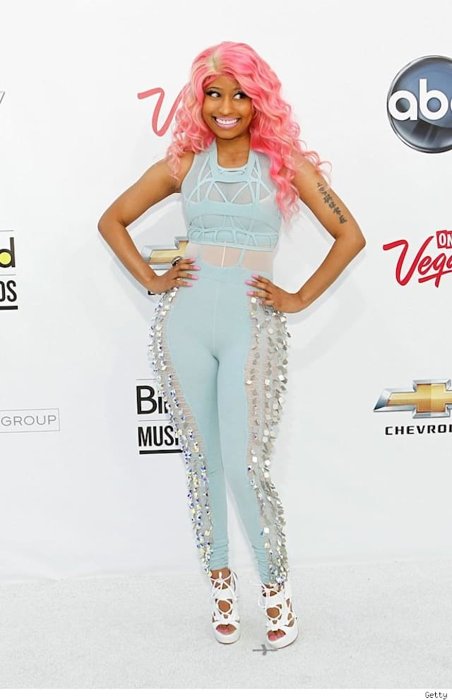 Worst (or Most Daringly) Dressed at Past Billboard Music Awards!