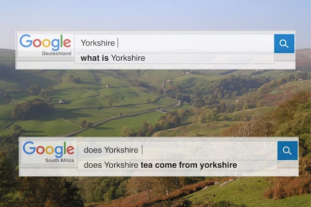 What visitors to the UK want to know, according to Google