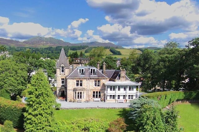 Best hotels in Scotland