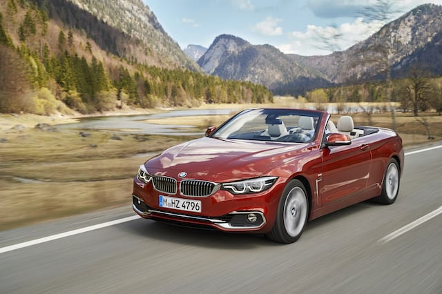 First Drive: BMW 430i Convertible