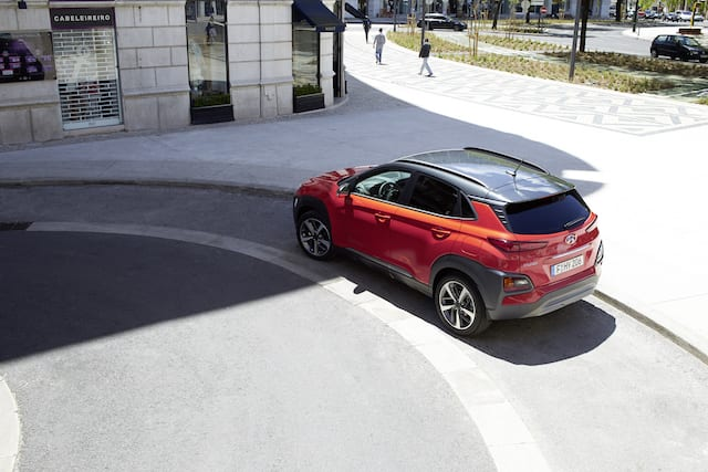 New all-electric Hyundai Kona crossover to arrive next year