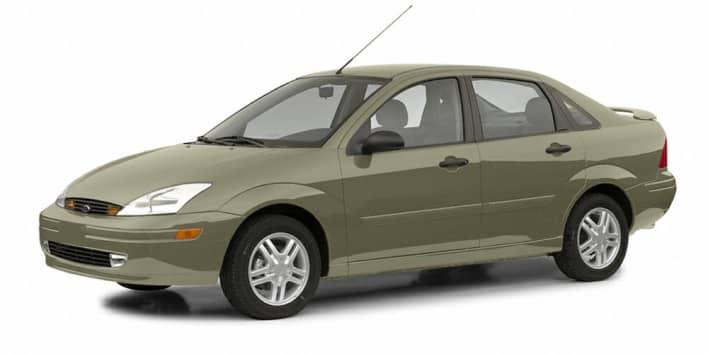 2002 ford focus lx 4dr sedan specs. Black Bedroom Furniture Sets. Home Design Ideas