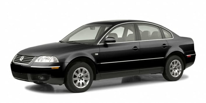 2002 volkswagen passat glx 4dr front wheel drive sedan specs. Black Bedroom Furniture Sets. Home Design Ideas