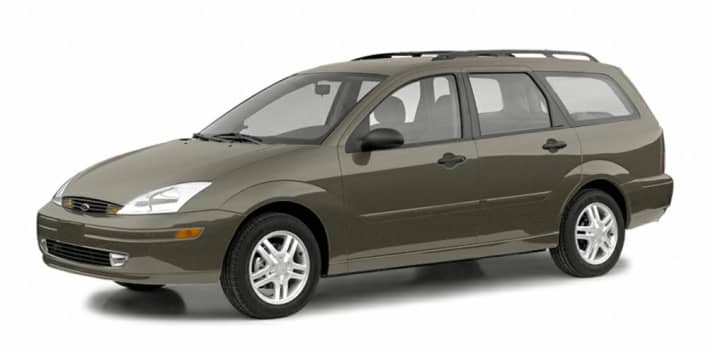 2003 ford focus ztw 4dr station wagon specs