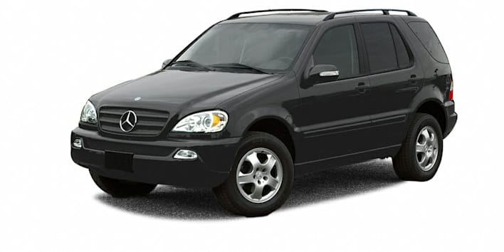 2003 mercedes benz m class base ml500 4dr all wheel drive for 2003 mercedes benz ml500