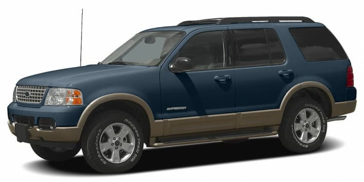 2005 ford explorer xlt 4 0l 4dr 4x2 specs. Black Bedroom Furniture Sets. Home Design Ideas