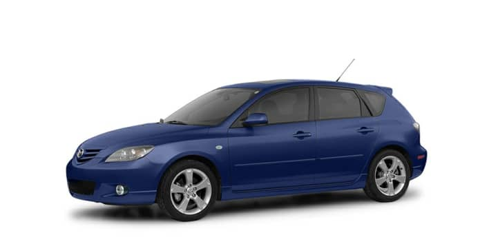 2005 mazda mazda3 s 4dr hatchback specs. Black Bedroom Furniture Sets. Home Design Ideas