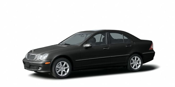 2005 mercedes benz c class kompressor sport c230 4dr sedan for 2005 mercedes benz c230 kompressor