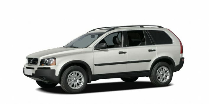2006 volvo xc90 v8 4dr all wheel drive pricing and options. Black Bedroom Furniture Sets. Home Design Ideas