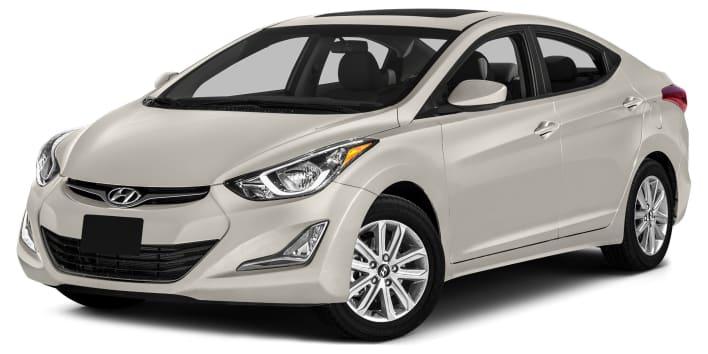 2016 Hyundai Elantra Sport 4dr Sedan Specs