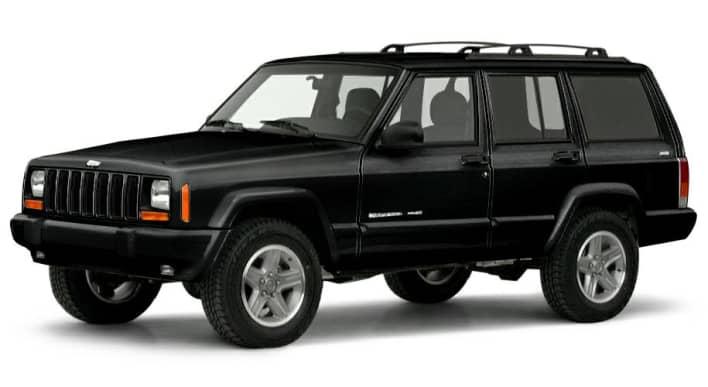 2000 Jeep Cherokee Classic 4dr 4x4 Specs