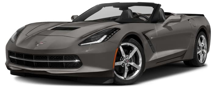 exterior color - 2015 Corvette Stingray Matte Black