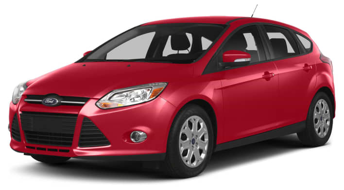 exterior color - Ford Focus 2014