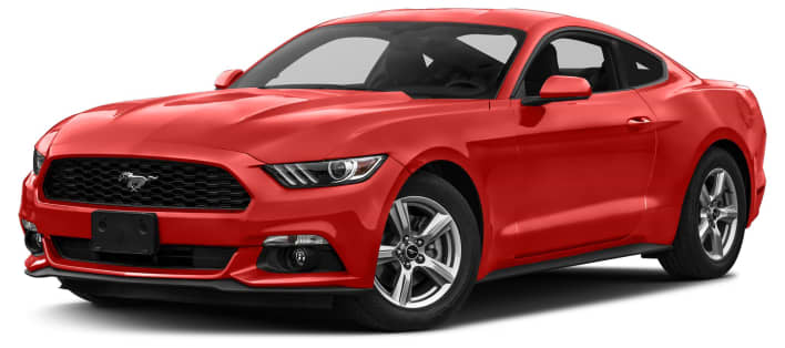 exterior color - 2015 Ford Mustang V6 Fastback