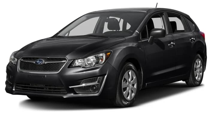 Subaru Impreza 2.0i Sport