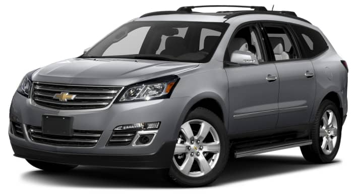 2017 Chevrolet Traverse Premier Front Wheel Drive Pricing
