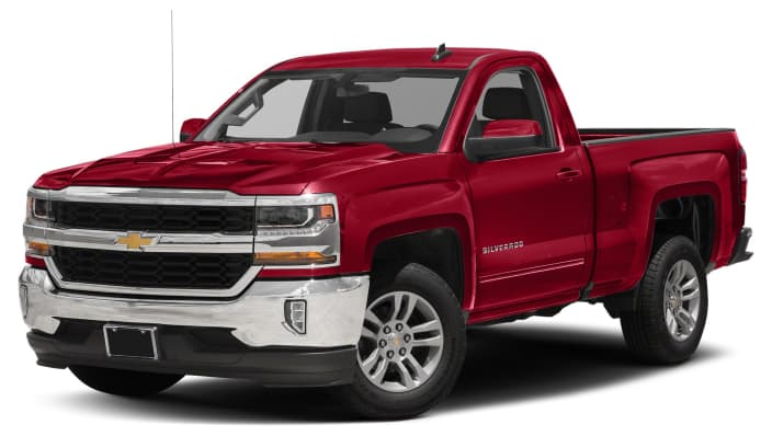 Chevy Dealers In Ma >> 2016 Chevrolet Silverado 1500 LT w/2LT 4x4 Regular Cab 6.6 ...
