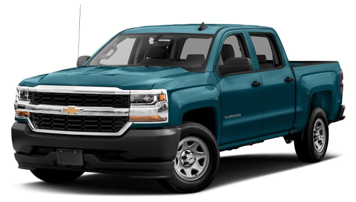 2017 chevrolet silverado 1500 wt 4x2 crew cab 6 6 ft box 153 5 in wb specs. Black Bedroom Furniture Sets. Home Design Ideas