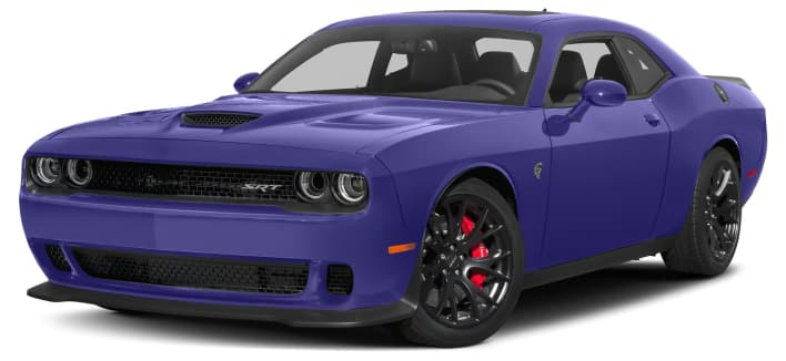 2017 Dodge Challenger Srt Hellcat 2dr Coupe Pricing And Options