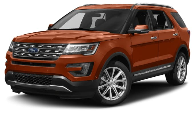 2017 Ford Explorer Limited 4dr 4x4 Specs