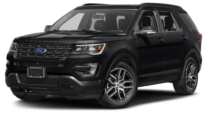 2020 Ford Explorer Sport 4dr 4x4 Equipment