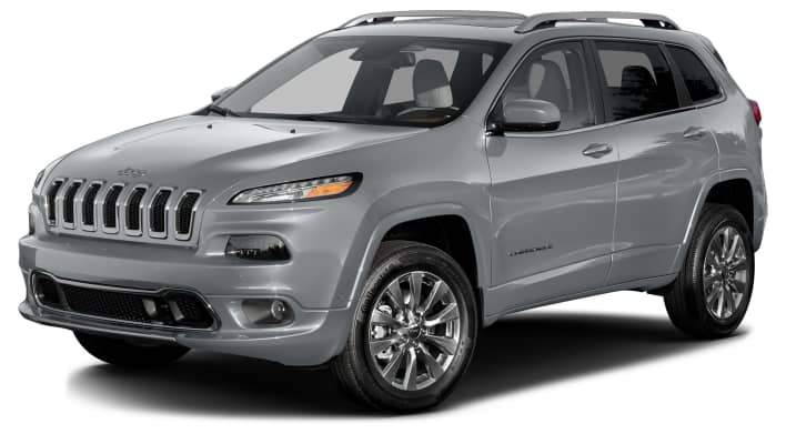 2016 jeep cherokee overland 4dr 4x4 pricing and options. Black Bedroom Furniture Sets. Home Design Ideas