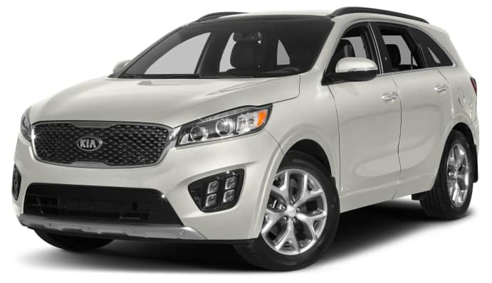 2017 Kia Sorento 3 3l Sxl 4dr Front Wheel Drive Pricing And Options
