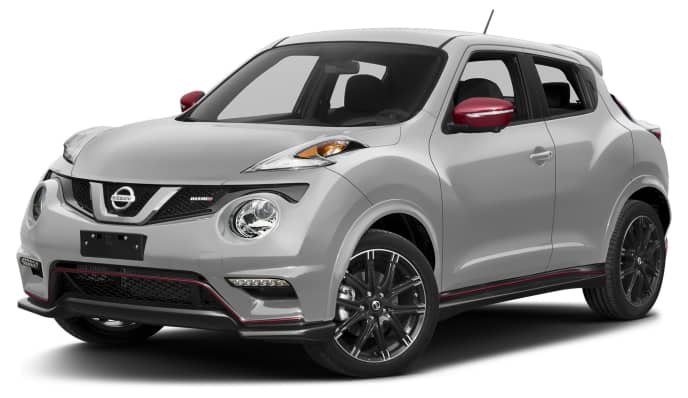 2017 Nissan Juke NISMO RS 4dr All-wheel Drive Pricing and ...