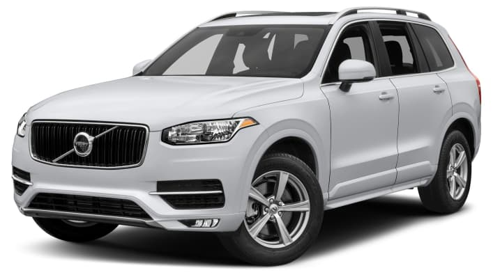 2017 volvo xc90 t6 momentum 4dr all wheel drive pricing. Black Bedroom Furniture Sets. Home Design Ideas