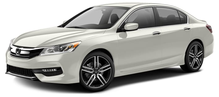 2017 honda accord sport se 4dr sedan pricing and options for Honda accord sport for sale near me