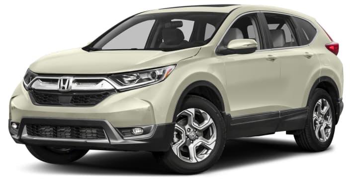 2017 Honda CRV EXL 4dr Allwheel Drive Specs