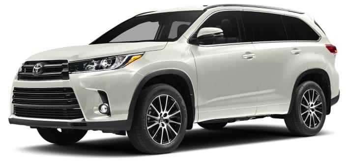 2017 Toyota Highlander Limited Platinum V6 4dr All Wheel