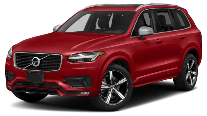 2017 volvo xc90 t5 r design 4dr all wheel drive pricing and options. Black Bedroom Furniture Sets. Home Design Ideas