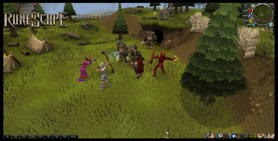 screenshotsnewlogo33 Runescape of Best Woodcutting Guide