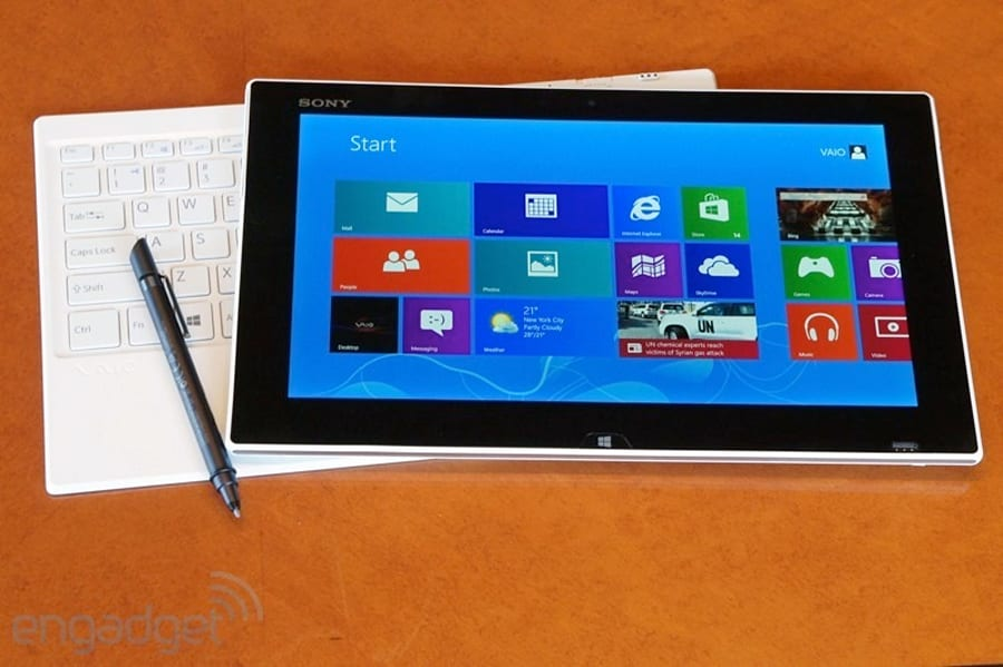 Microsoft Surface or Sony Vaio?
