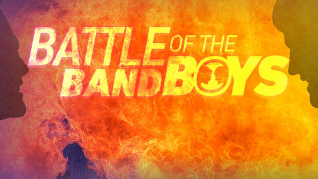 Battle Of The Boy Bands