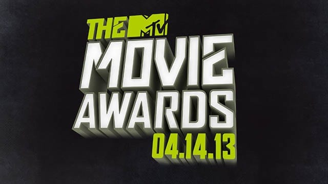 MTV 2013 Movie Awards