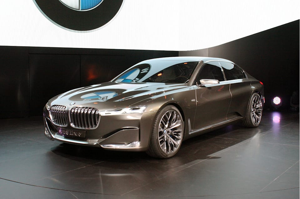 BMW: Vision Future Luxury Concept news