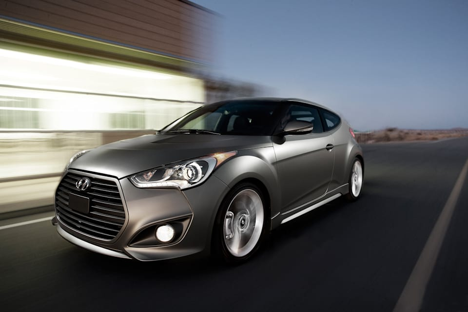 Hyundai: Veloster news **Turbo R-Spec Revealed (page 5)** - Page 4
