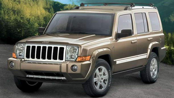 Chrysler Recalls Jeep SUVs For Ignition Switches
