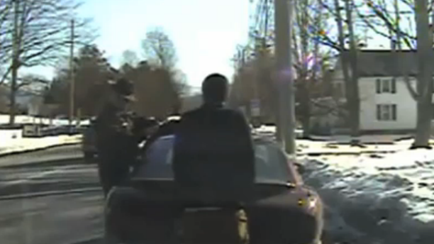 Trooper Punishes Vermont Man For Exercising Rights